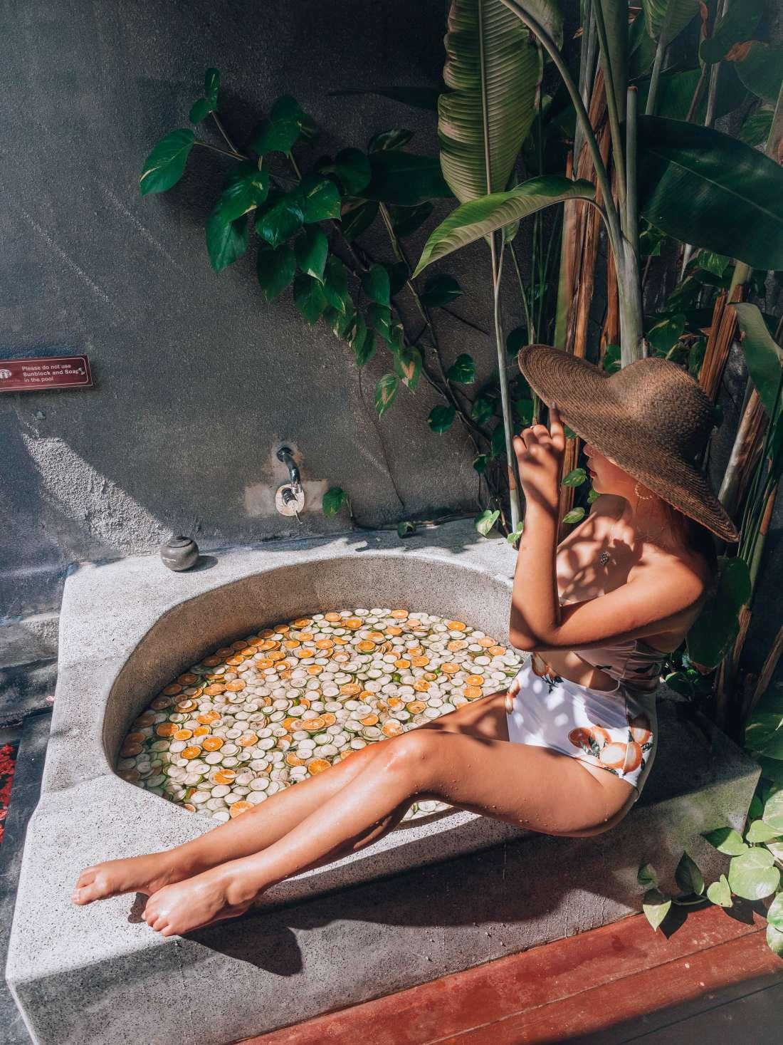 Romance at Legian Kriyamaha Villa, Bali by ELIDAZE